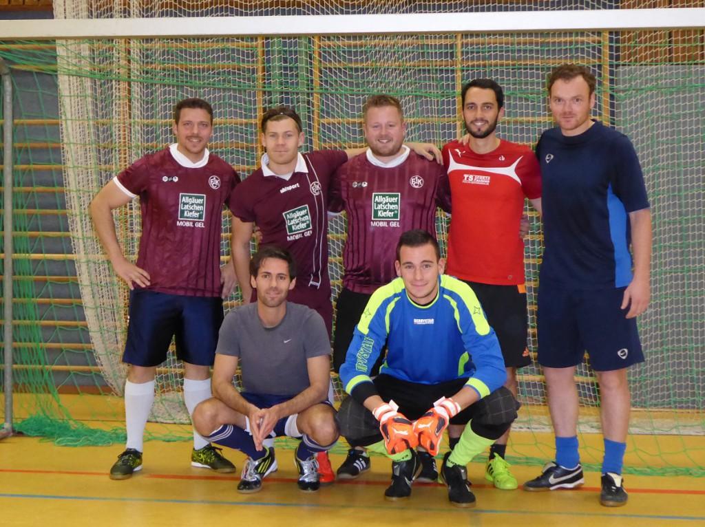 Wogli-Cup-2015-Mannschaft Lehrer RS+