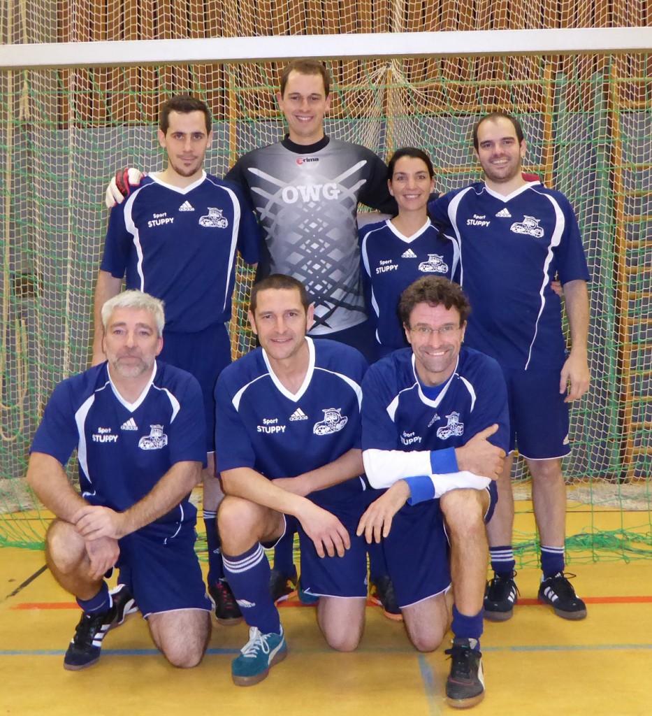 Wogli-Cup-2015-Mannschaft OWG Lehrer Hausmeister