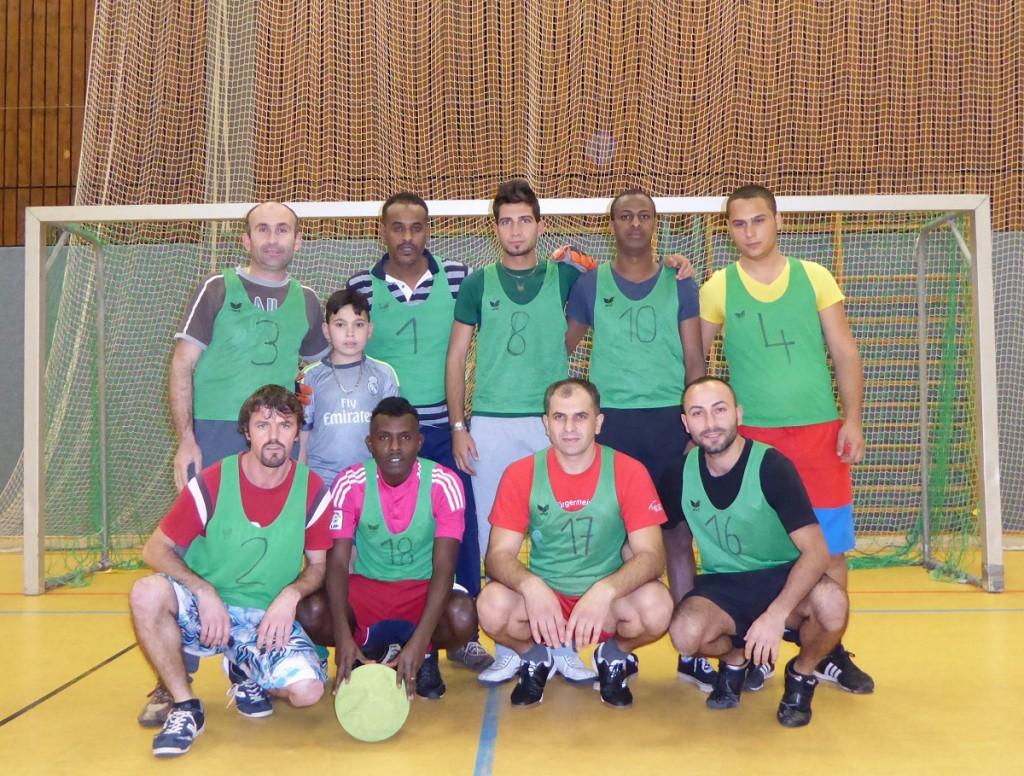 Wogli-Cup-2015-Mannschaft Refugees united